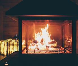 Fireplace-Glass