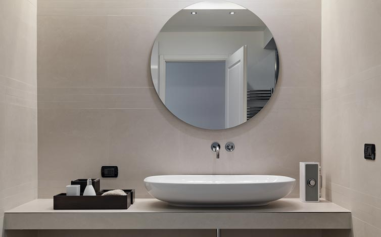 Mirrors Mirror Wall Bathroom Mirrors Pymble Thornleigh